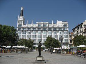 BAario de las letras Madrid